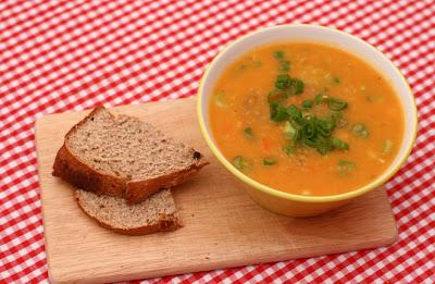 Крем супа от зеленчуци