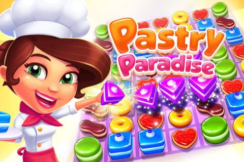 Кулинарна битка с мобилната игра Pastry Paradise на Gameloft